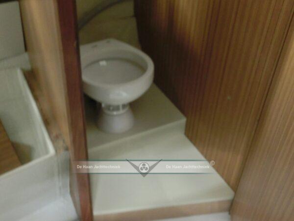 Dometic Elektrisch Toilet